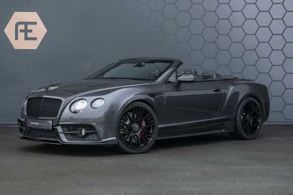 Bentley Continental GT 4.0 V8S GTC MANSORY Carbon Edition
