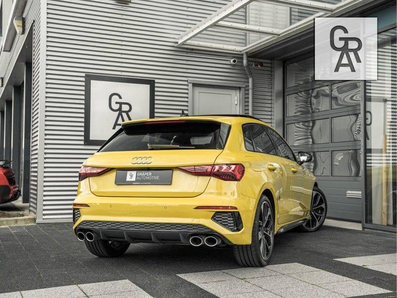 Audi S3 Sportback   Nieuw Model   B&O   Pano dak   Supersport stoelen 2.0 TFSI S3 quattro Pro Line Plus afbeelding 5