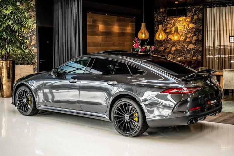 Mercedes-Benz AMG GT 4-Door Coupe 43   Burmester   Panorama   Schakelbare uitlaat   Apple Carplay afbeelding 5
