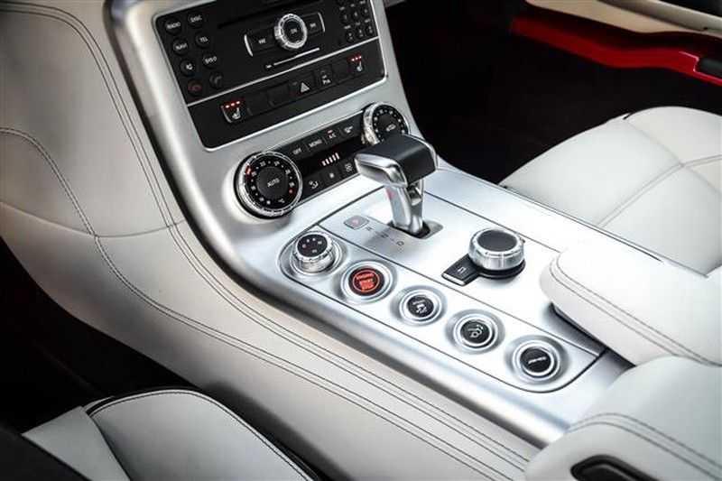 Mercedes-Benz SLS SLS AMG EXCLUSIVE DESIGNO+CAMERA (571 PK) afbeelding 18