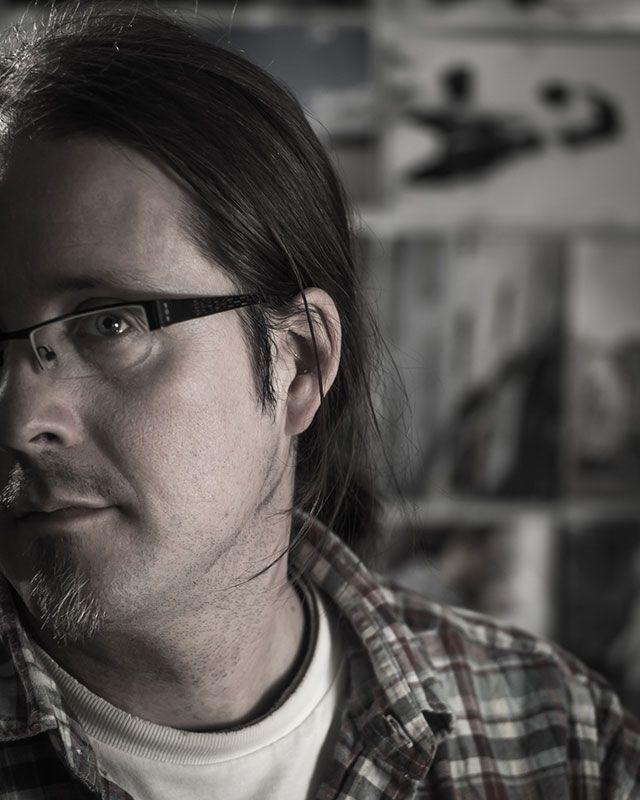 Profile Photo of Dave Harrison, Web Designer, Web Developer and Web Consultant from Ballymena, Northern Ireland