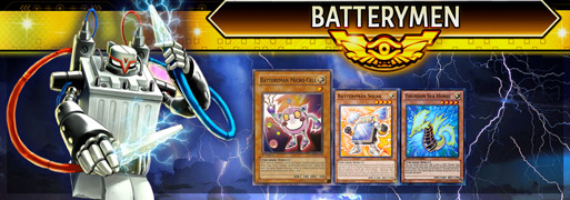 Introduction to Batterymen | Duel Links Meta