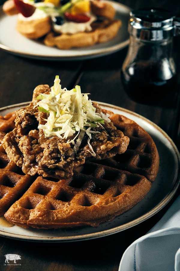 Imagen de Chicken & Waffles