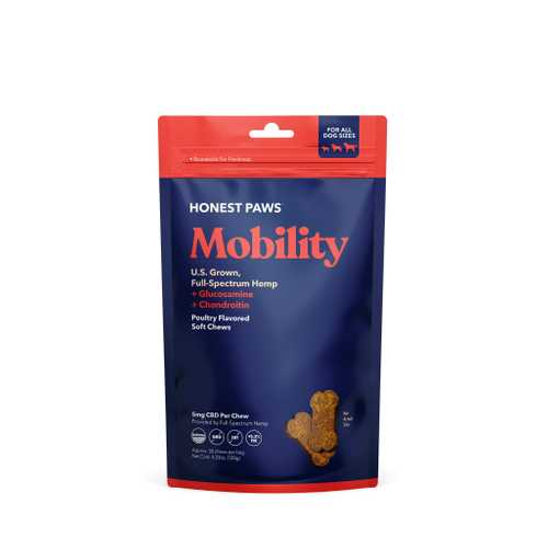Mobility Soft Chews
