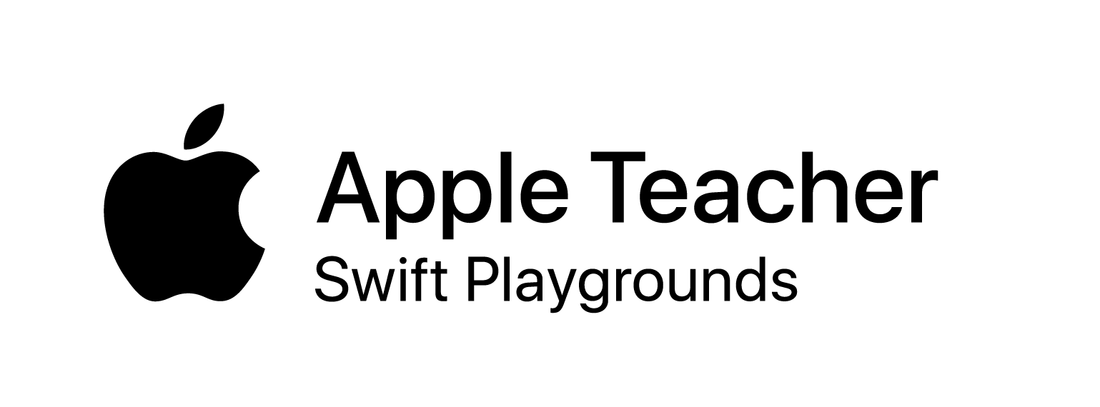 Apple Teacher Swift Playgrounds badge