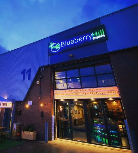 Blueberry Hill Studio event