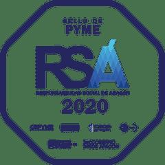 Sello RSA 2020 nerion