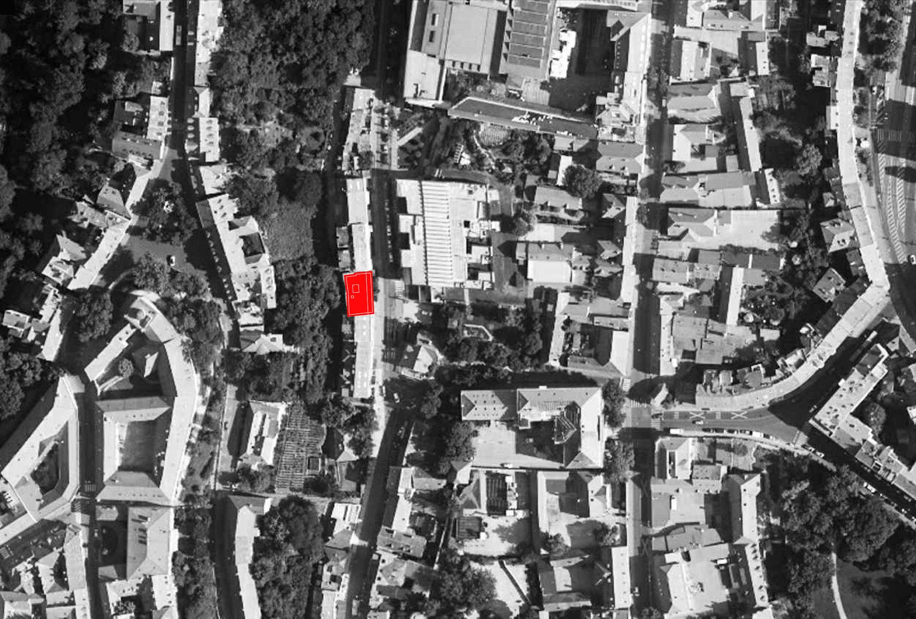 Projekt - Stambeno-poslovna građevina u Tkalčićevoj ulici