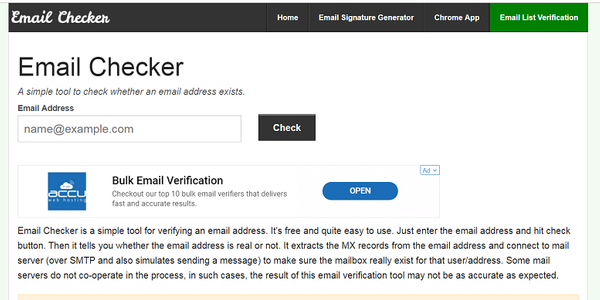 How to Check if an Email Address is Still Valid? - Covve