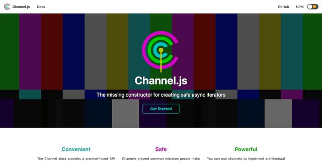 Channel.js