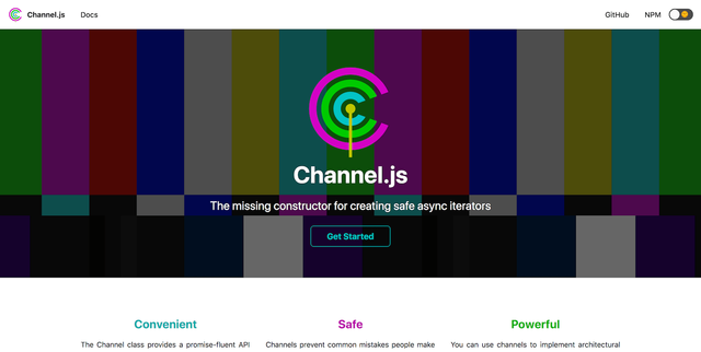 Channel.js