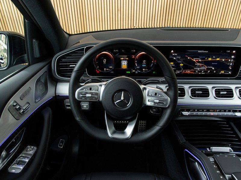 "Mercedes-Benz GLE 350 de 4MATIC AMG LINE, 22"", WIDESCREEN, PANO, afbeelding 13"