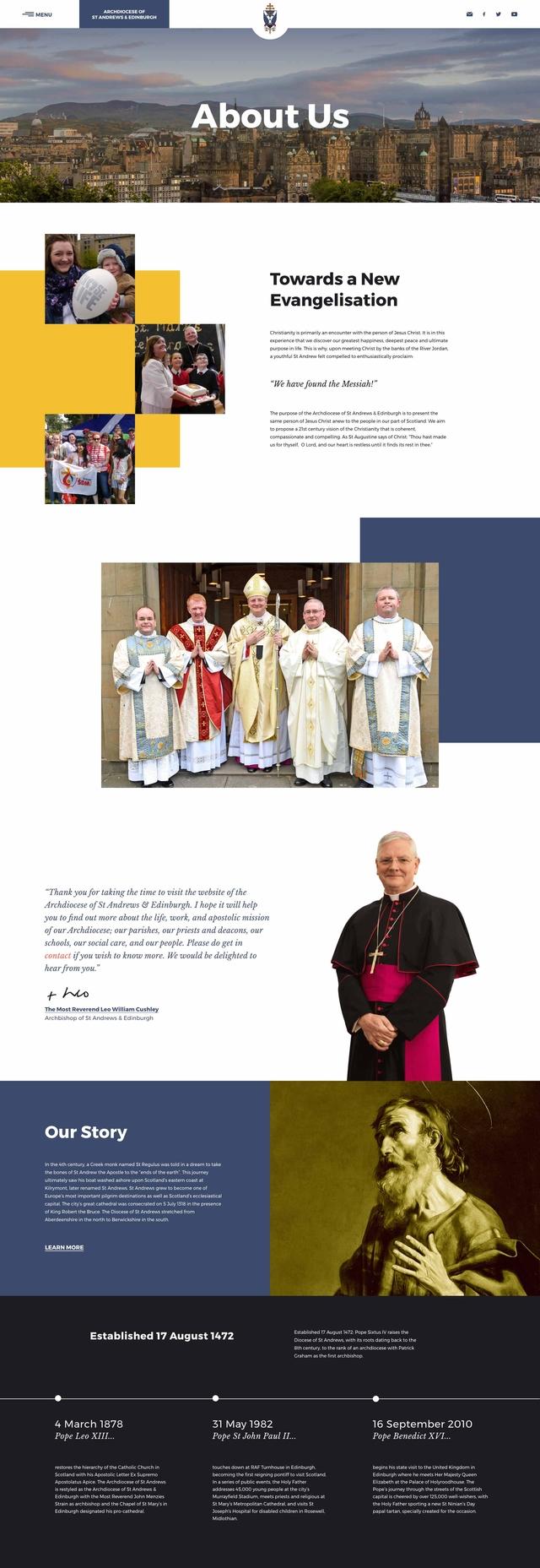 Archdiocese of Edinburgh