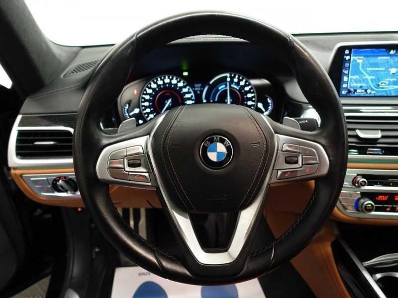 BMW 7 Serie 740e iPerformance Individual M-Sport 326pk Aut8- Full options! afbeelding 8
