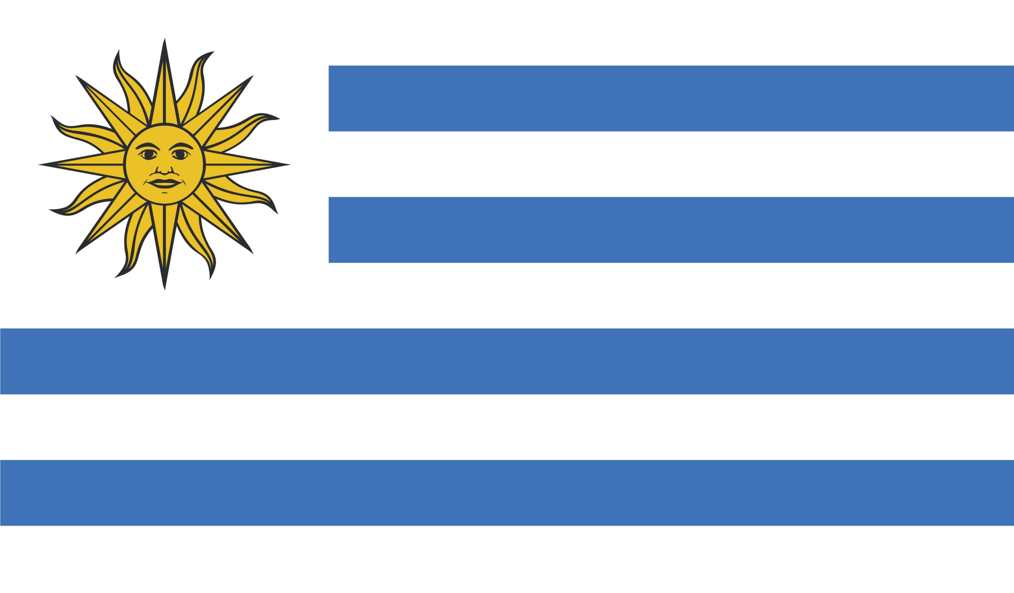 Flag of Uruguay