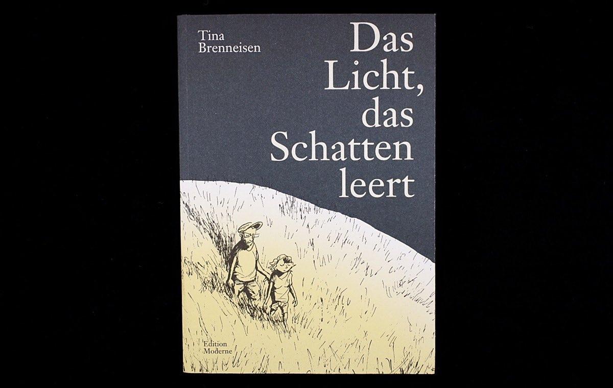 Das Licht, das Schatten leert von Tina Brenneisen