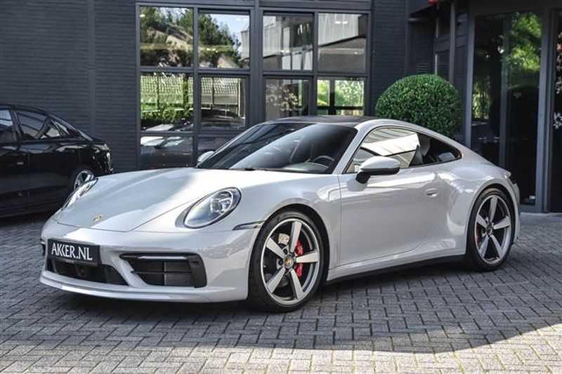 Porsche 911 4S LIFT+BURMESTER+SPORTDESIGN+PDCC NP.231K afbeelding 20