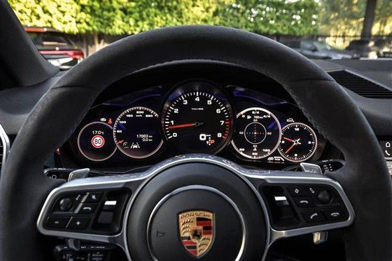 Porsche Cayenne 3.0 COUPE LUCHTVERING+22INCH+SP.UITLAAT NP.169K afbeelding 21