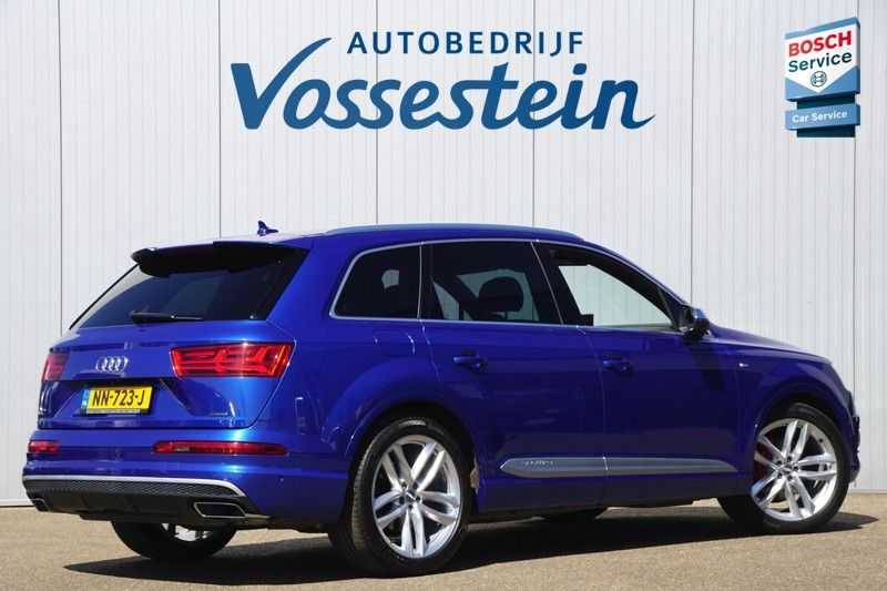 Audi Q7 3.0 TDI quattro Pro Line S S-Line / Head-Up / ACC / Side & Lane Assist / Sepang / 45dkm NAP! afbeelding 2