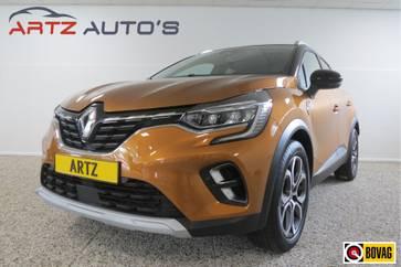 Renault Captur 1.3 TCe Intens 130 PK   TWO-TONE   PACK EASY LINK 9.3''   MULTI SENSE