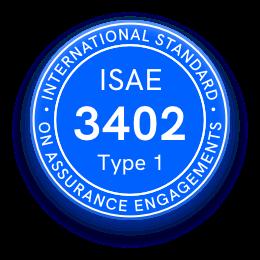 ISAE 3402 (Type 1)