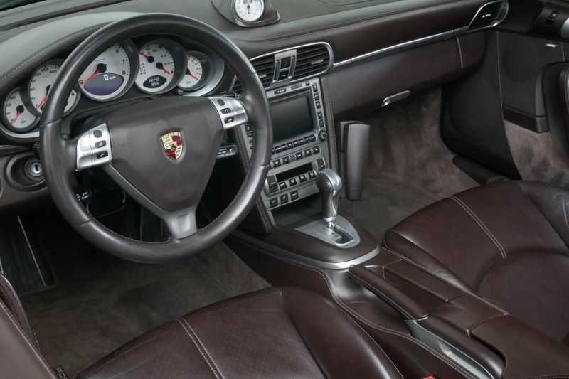 Porsche 911 Cabrio 3.8 Carrera S Keramisch - Sport chrono afbeelding 24