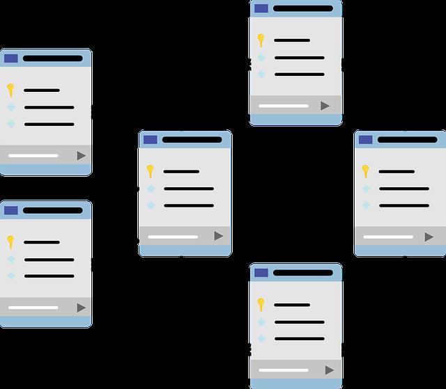 Database schema illustration