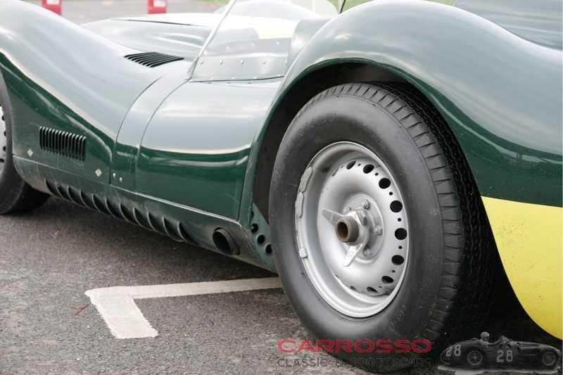 Jaguar Lister Knobbly Evocation RHD afbeelding 9