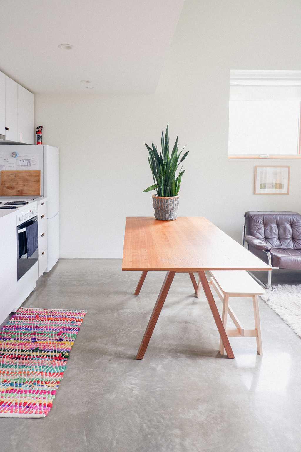 Kitchen area in Airbnb Rental