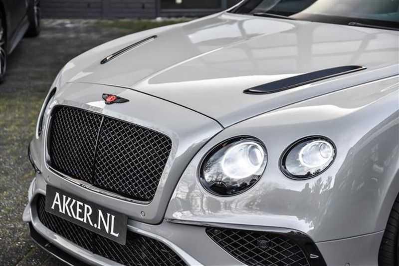 Bentley Continental GT SPEED SUPERSPORTS LOOK CARBON (635 PK) afbeelding 19