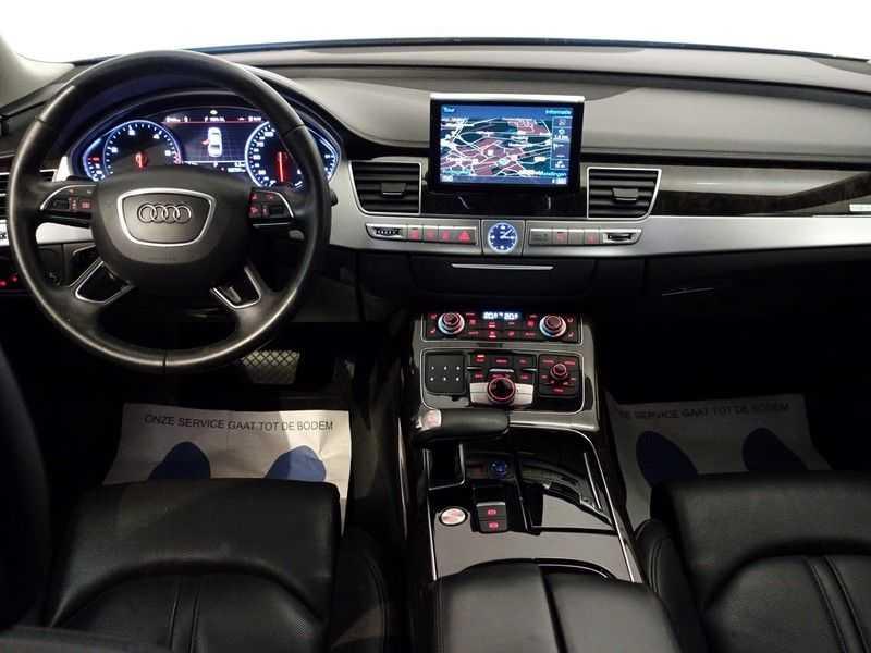 Audi A8 3.0 TDI Quattro Pro Line+ Exclusive 259pk Aut, Leer, Schuifdak, Bose, Led, Full afbeelding 3