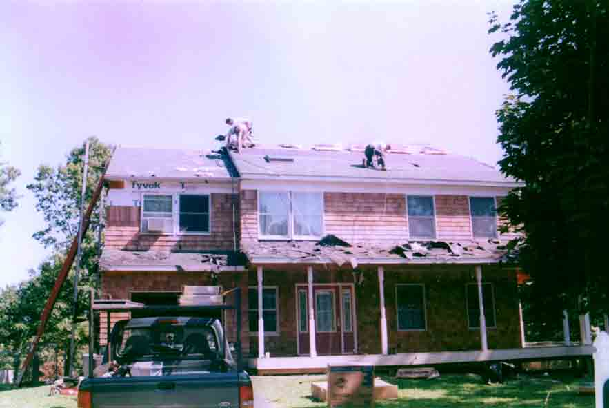 Roofing Blakewood Construction 02