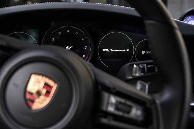 Porsche 911 4S LIFT+BURMESTER+SPORTDESIGN+PDCC NP.231K afbeelding 3