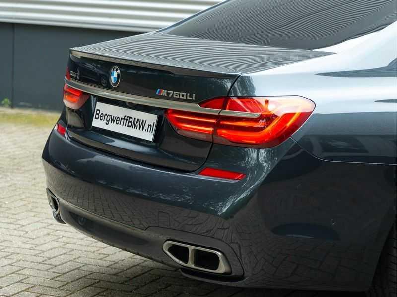 BMW 7 Serie M760Li xDrive - Bowers & Wilkins Audio - Night Vision - Entertainment Professional afbeelding 10