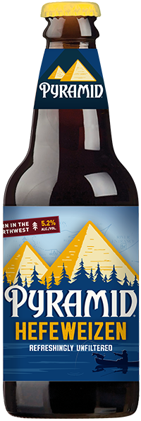 Hefeweizen bottle