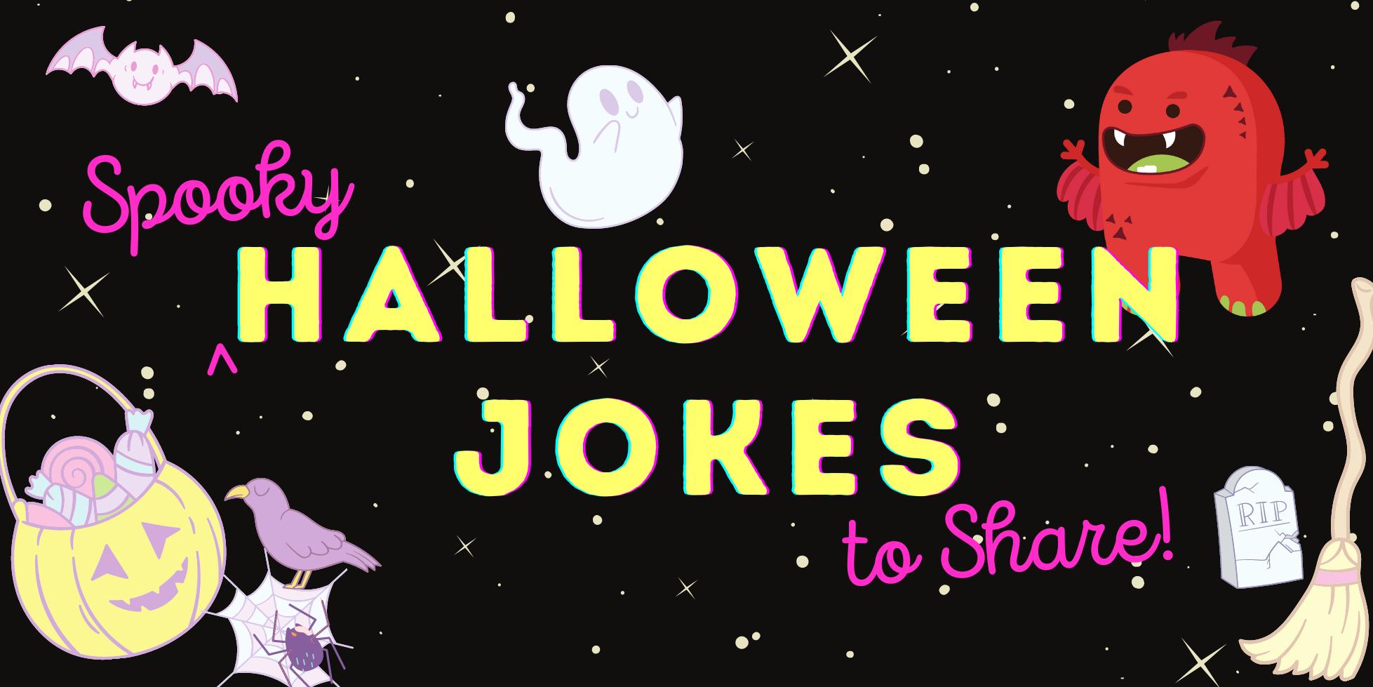 Halloween jokes image