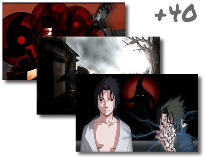 Naruto theme pack