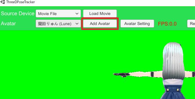 Add Avatar
