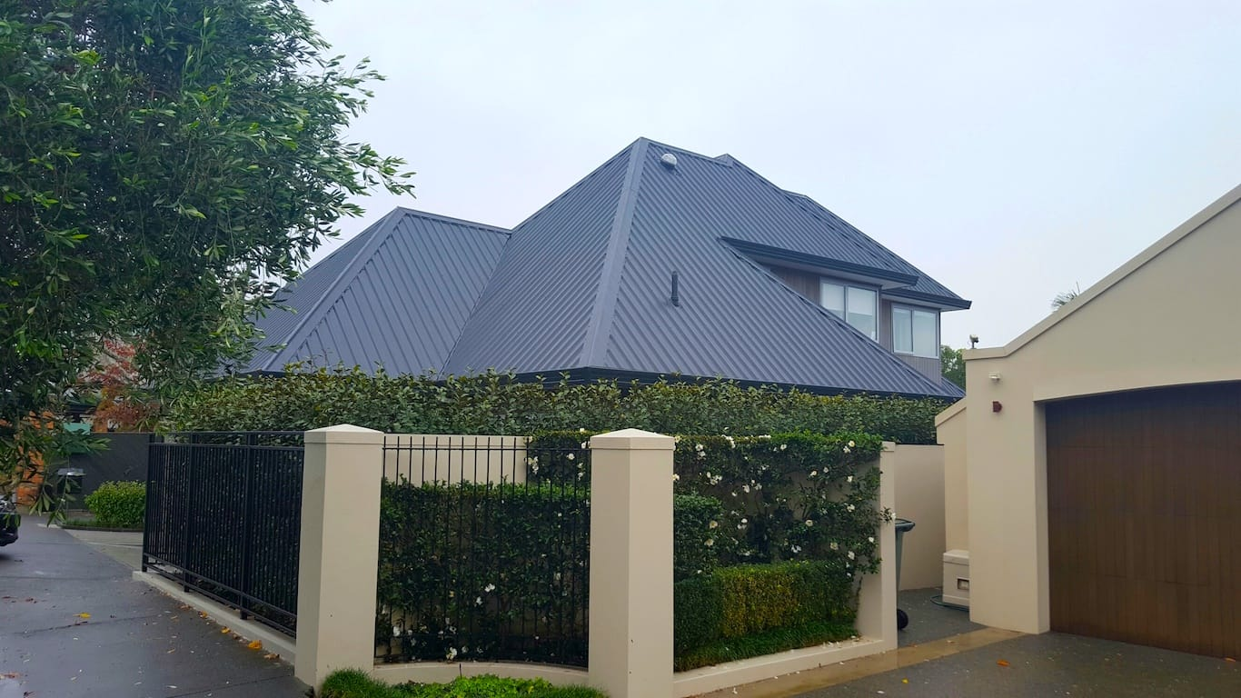 Roof Plus Colour Chart Auckland Roof Painting