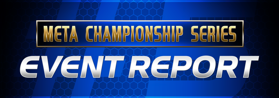 Meta Championship Series #5 Report | Duel Links Meta