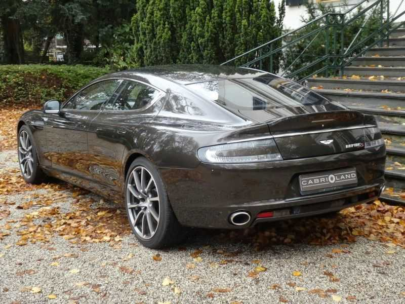 Aston Martin Rapide S 6.0 V12 afbeelding 15