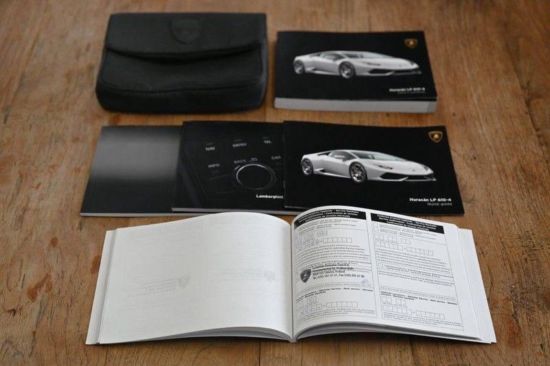 Lamborghini Huracan 5.2 V10 LP610-4, 610 PK, Keramiek, Nose Lift, Camera, Stitching, Rear/Wing, 33DKM, 2015!! afbeelding 7