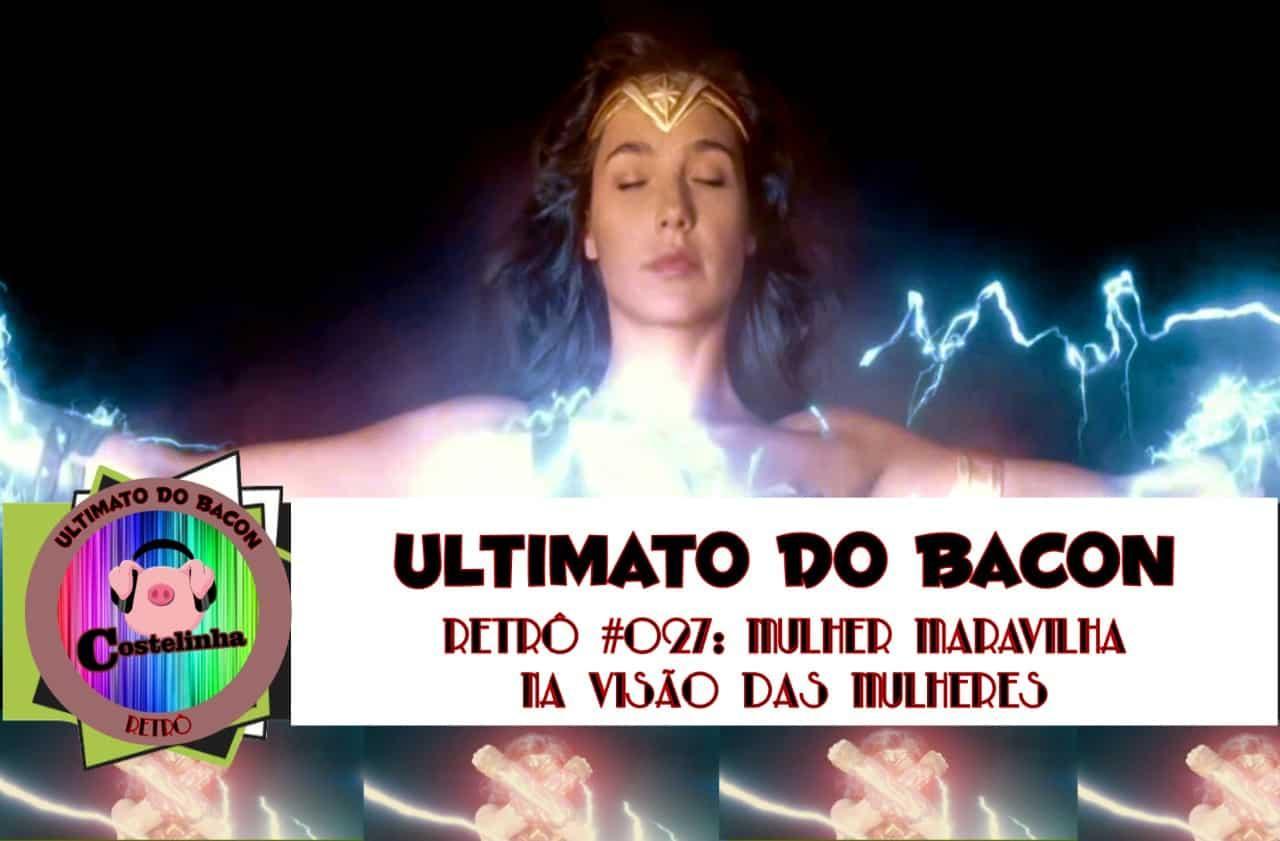 Gal Gadot como Mulher-Maravilha no filme homônimo