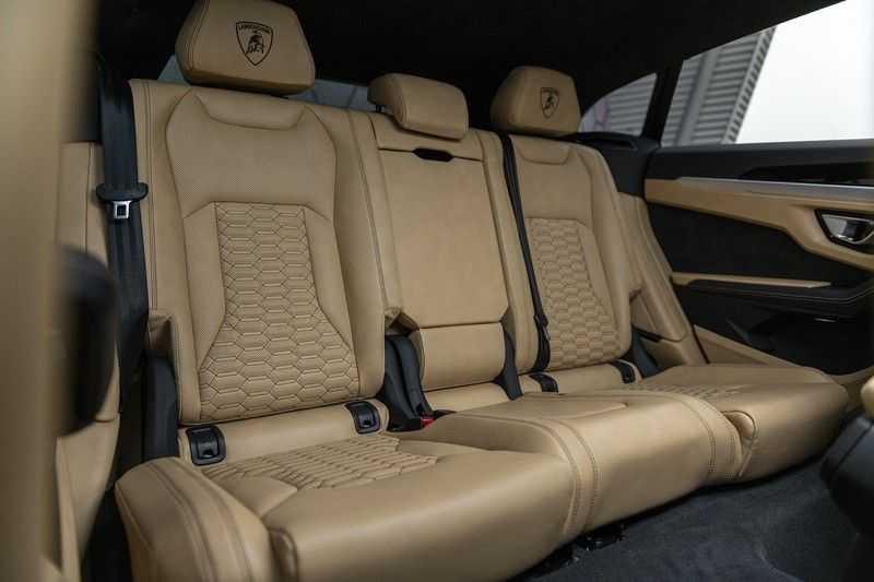 Lamborghini Urus 4.0 V8 Full Adas Package, Annima, Panorama, B&O 3D, ACC, Keramische Remmen, Seat Pack: Massage, Koeling, Verwarming, Stuurwielverwarming, Nachtzicht ass, Head-up, Homelink, afbeelding 21