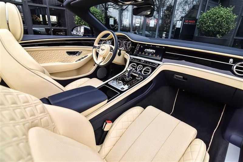 Bentley Continental GTC W12 CENTENARY+MULLINER+MASSAGE+HEADUP afbeelding 7