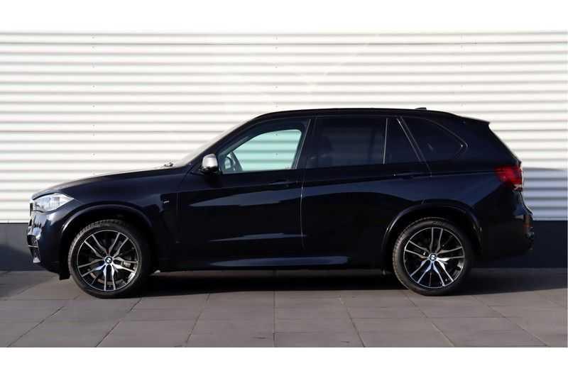 BMW X5 M50d High Executive, 7 pers, Harman/Kardon, Head-Up Display afbeelding 6