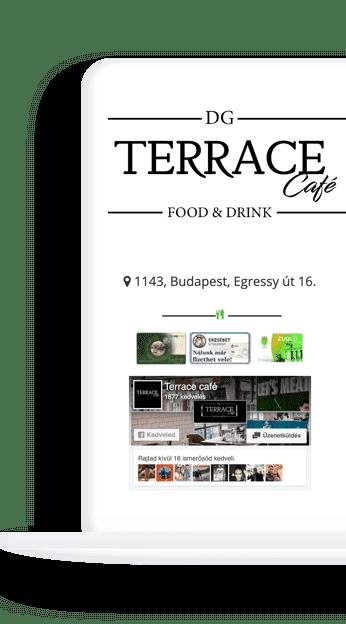 Terreace Café