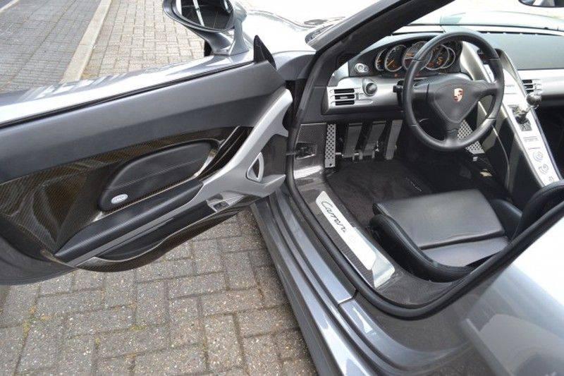 Porsche Carrera GT afbeelding 8