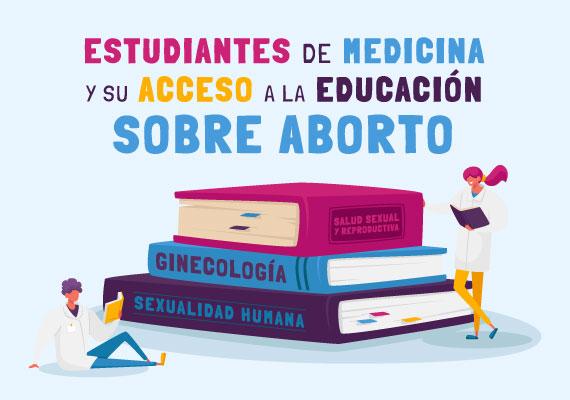 Estudiantes de medicina y su opinión respecto a los contenidos académicos actuales en torno a la práctica segura y efectiva del aborto.