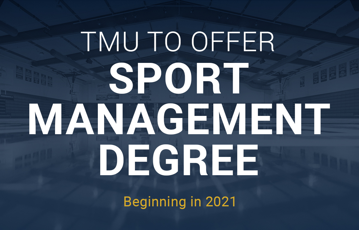 TMU to Offer Sport Management Degree